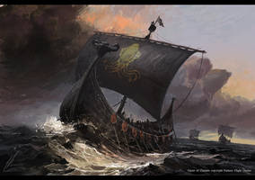 Naval Superiority by neisbeis