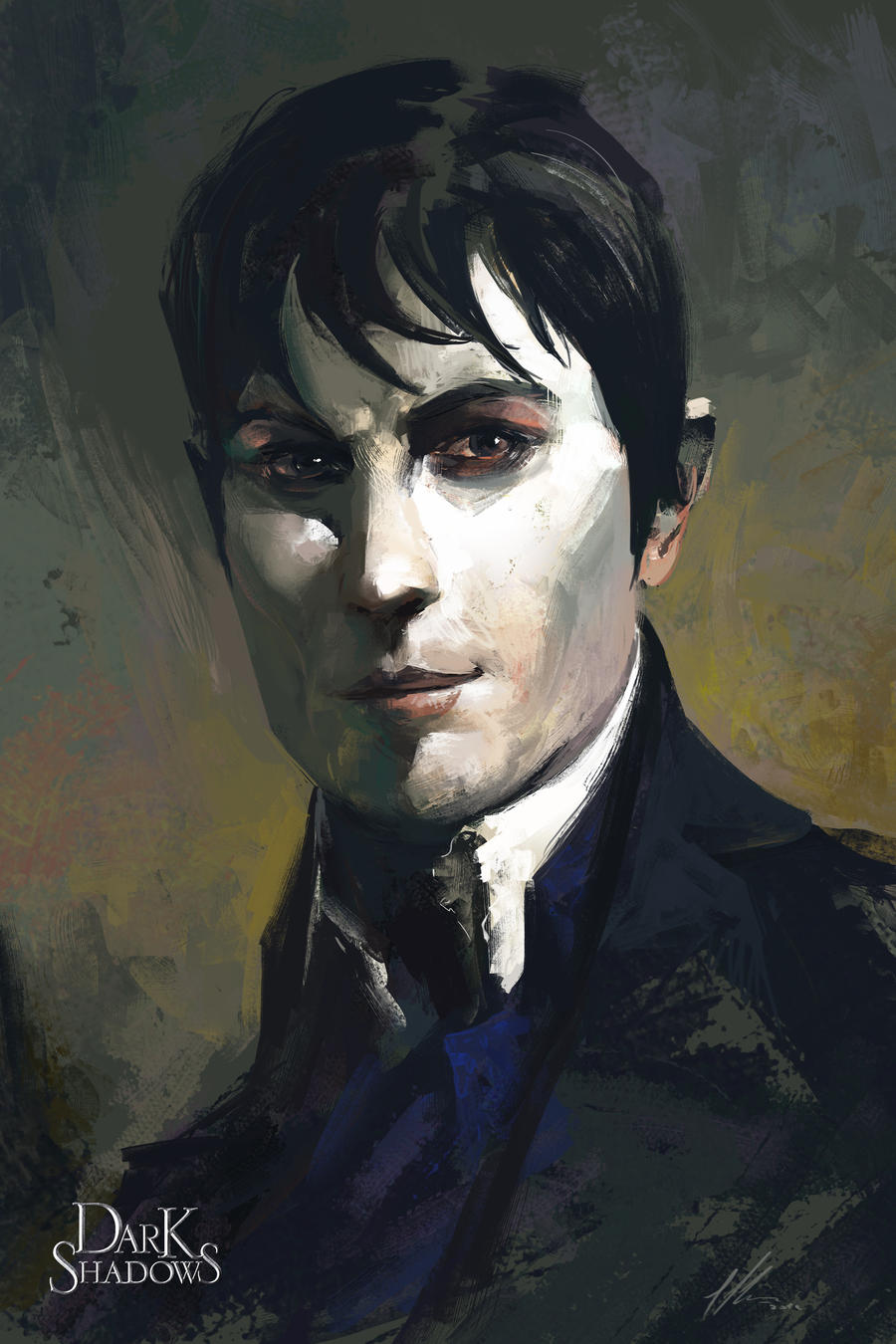 Barnabas Collins by neisbeis