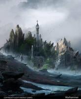 Hidden Outpost by neisbeis