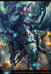 Metal Dragon 2 by neisbeis