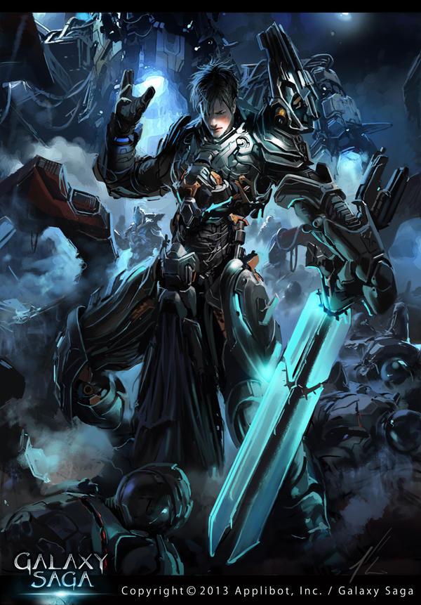 Legendary Lixi Knight regular by neisbeis