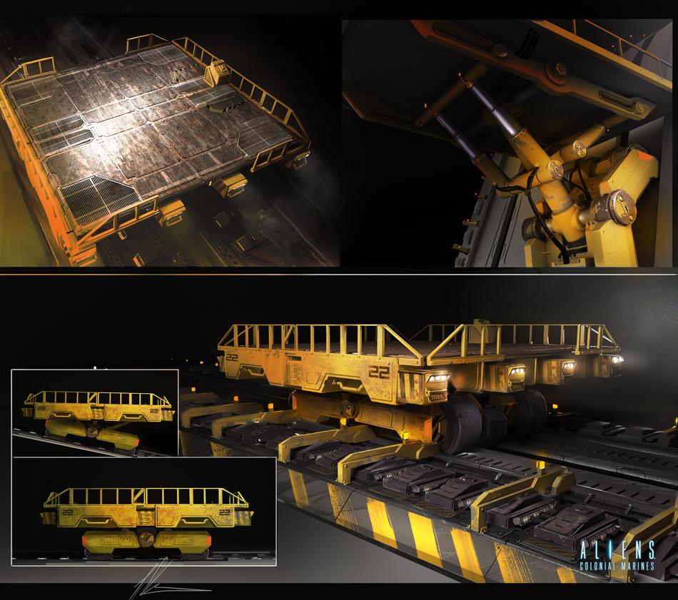 acm cargo platform by neisbeis