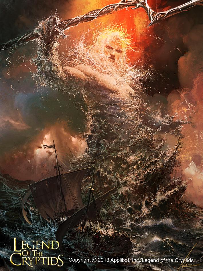 Poseidon Reg by neisbeis