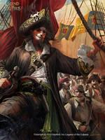 Almirante Drake regular by neisbeis