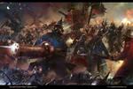 Epic battle Von Fisher Saga