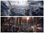 sci fi cities 1