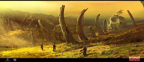 Skull Island concept art 4