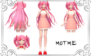[MOTME]  Adult Natsuki by Alice-Fantasyworld