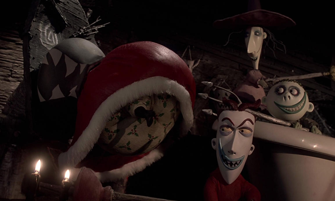 Santa Claus\' Nightmare Before Christmas by bigbootylover123 on ...