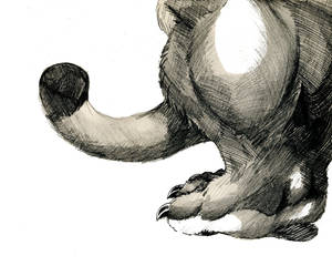 Mukaitch Footpaw  Tail (2015 Replacement Scan) (2