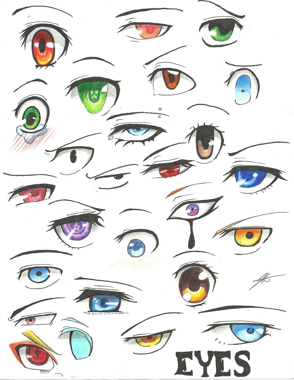 Fry Eyes Narrow