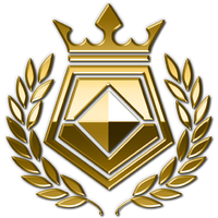 Pokken Tournament (Gold Emblem Icon) by CalicoStonewolf