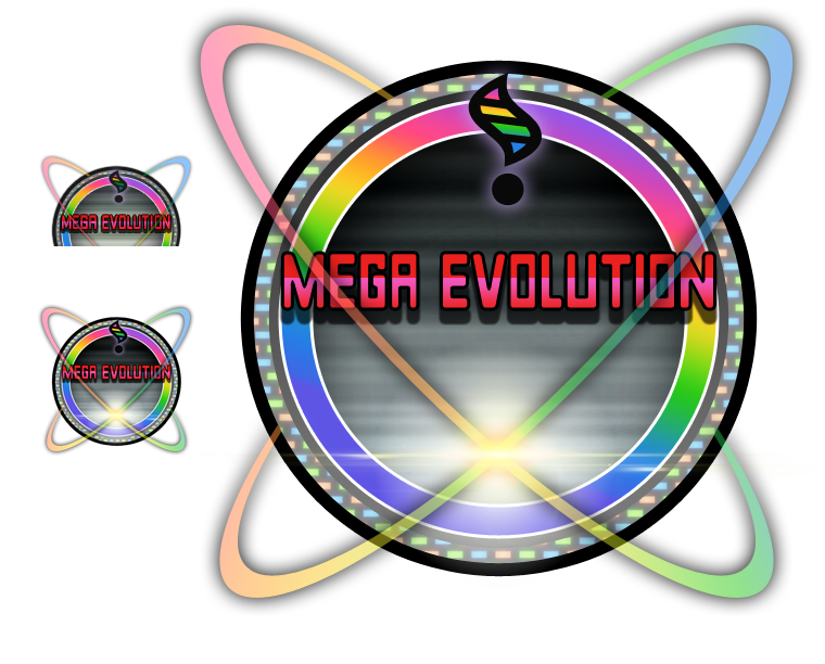 Mega Evolution Icon Vector Hd By Calicostonewolf On Deviantart