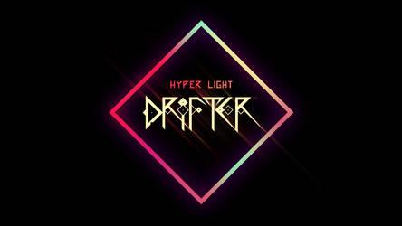 Hyper Light Drifter Logo Vector wallpaper by CalicoStonewolf