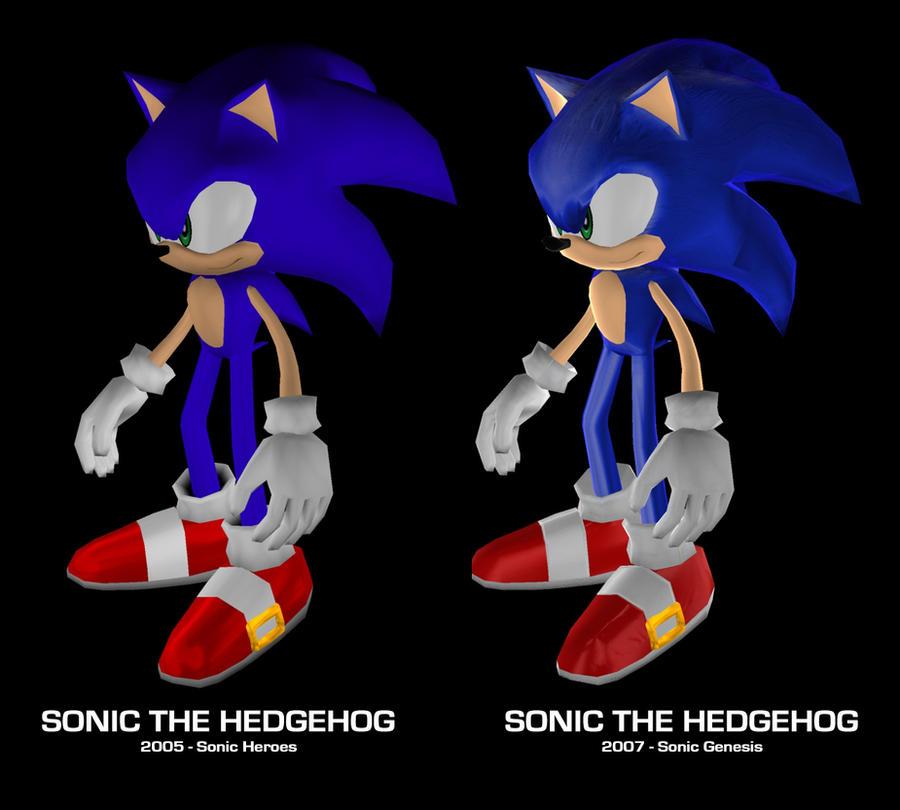 Sonic Generations Infinite Rings Mod Download