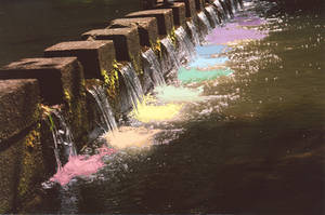 The Stream of Many Colors by Dalekfire