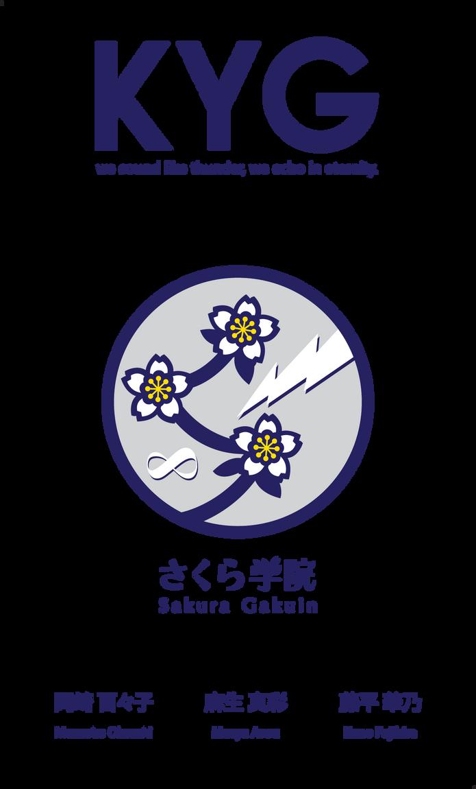 Sakura Gakuin KYG by Kamovator