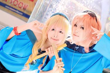Let's sing along by Ryuuseiki