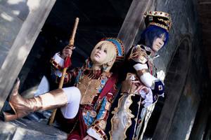 Radu and Ion by Ryuuseiki