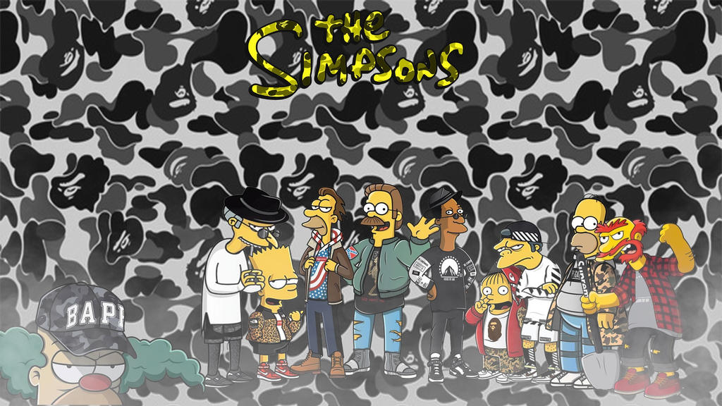 Wallpapers By Machonis Art By Machonis 883061 also Cool Bart Simpson q1Pq6OmjyQBFu7 7CrMdnJ8gyfanZ8kp04bhlhZYo8WHw besides Motto Animetic Interest likewise KHH6yDSe as well Simpsons Supreme 2W5KyloCvpTha5nNB8tzYknqdp85rrw dpT2E0DndsA. on simsons bart with bape wallpaper