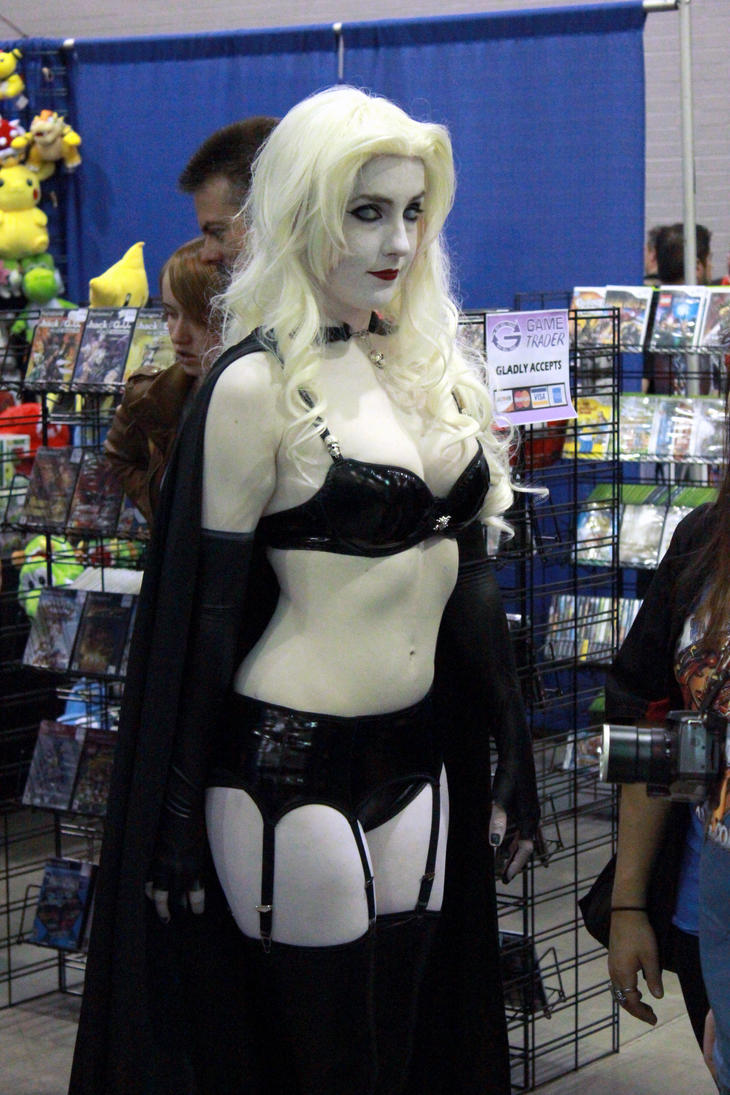 Lady death cosplay xxx hentai toons
