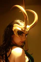 Lady Loki by LadyLestat88