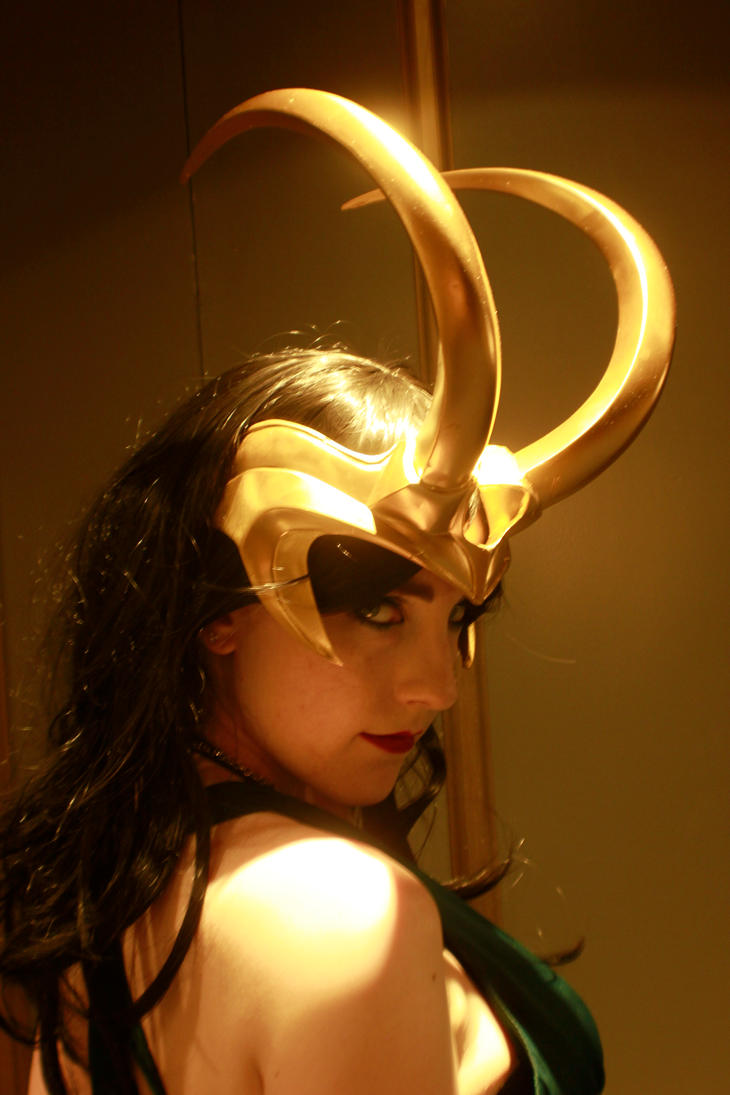 Lady Loki by LadyLestat88