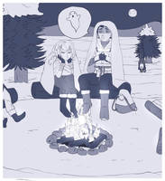 TG: 3.5 - Set Up Camp! by isi-a