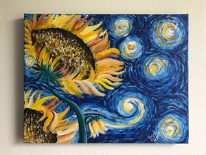 Starry sunflower