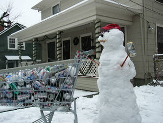 snow bummy by SHAM39