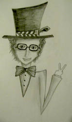 A Hipster Hatter