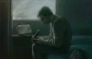 alone by br0-Harry