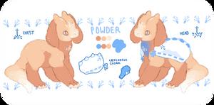 POWDER [myo fumi]