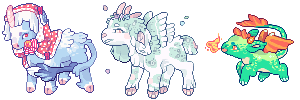 Recent Pixels by reidish
