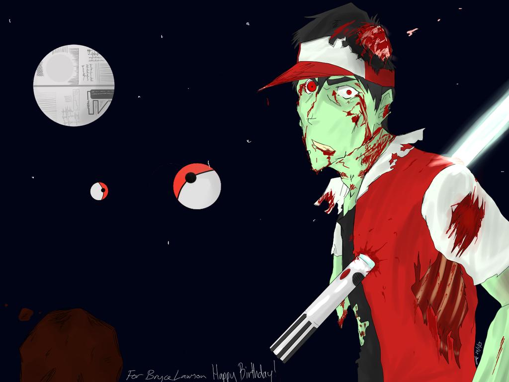 Zombie Pokemon Wallpaper