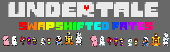 Undertale: Swapshifted Reality Reboot by LuisFred