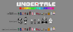 Undertale:Swapshifted Fates (Updated) Sprites