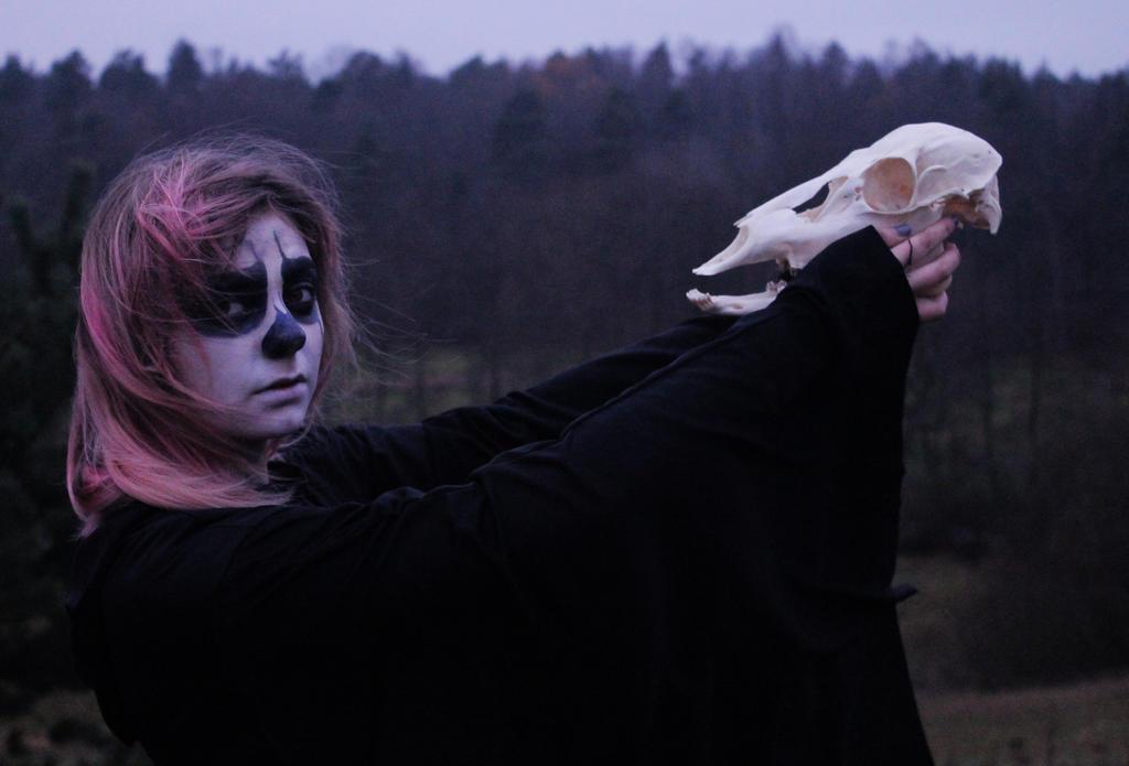 death queen by vendetta-mortale