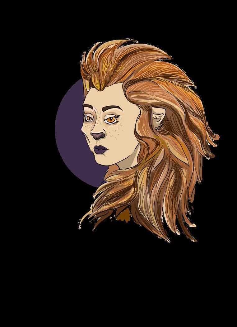 Power of lion by vendetta-mortale