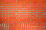 Red Brick Texture Free Stock Photo background