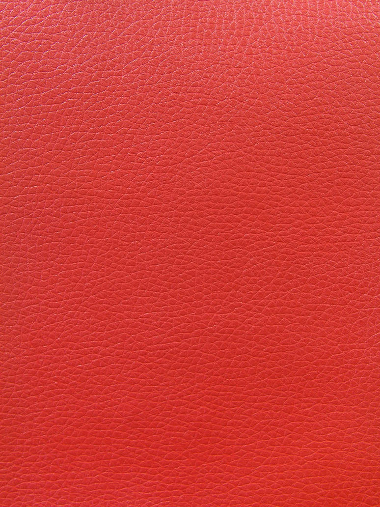 Red Leather Texture Light Embossed Fabric Free Sto by ...