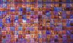 Glass Texture pearlescent shine tile wall meta