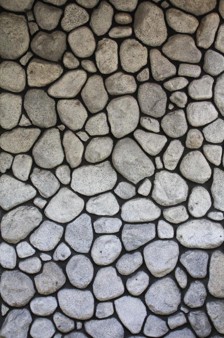 Stone Texture cobblestone wall flag rock mason by TextureX ...