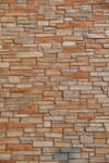 Stone Texture flag stone brik red wall surface