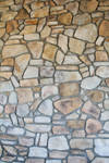 Stone Texture stacked wall flagstone rock surf