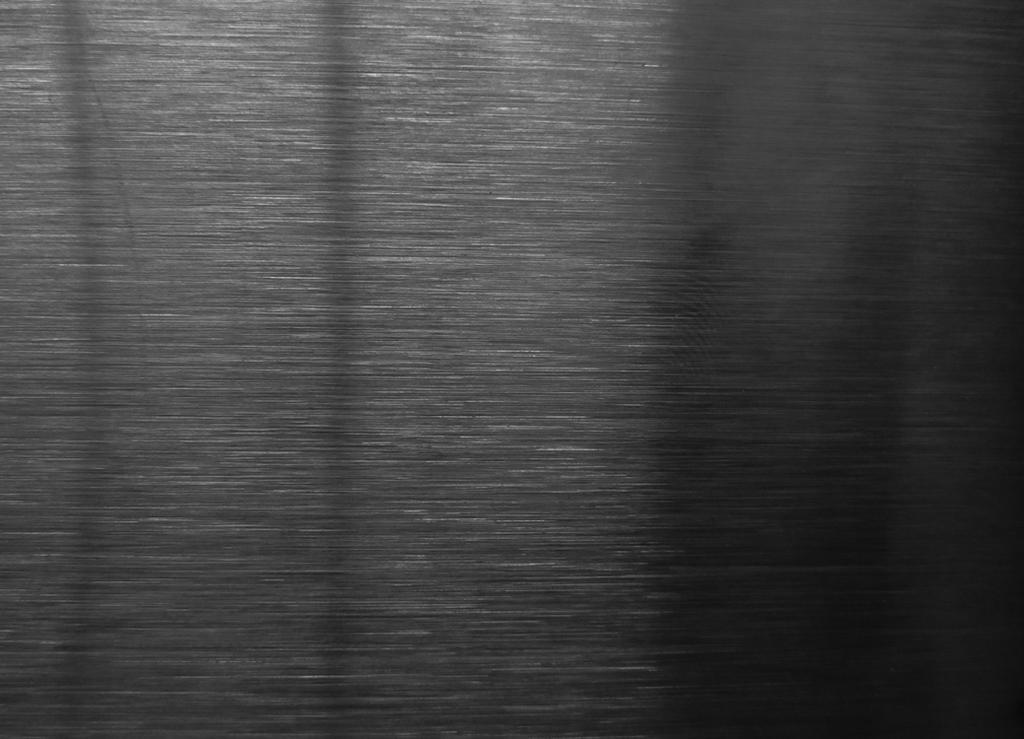 Brushed Steal Metal Texture Dark Steel Wall