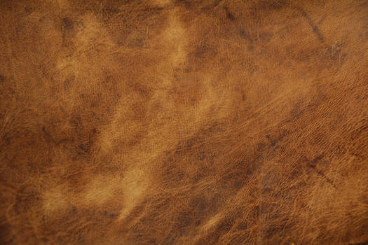 Leather Texture Brown Uneven Pattern Smoth Old Fab