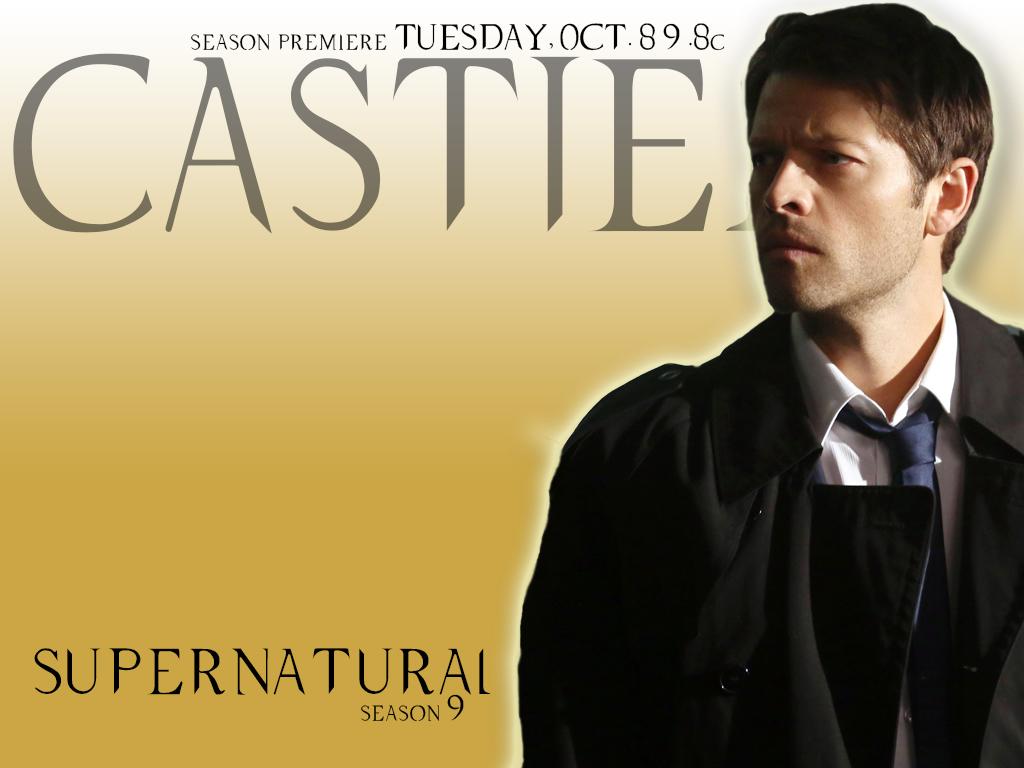 Just a bit of a season 9 spoilera shirtless Castiel