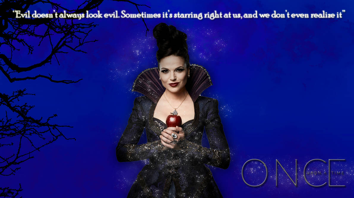 Regina Mills/Evil Queen Wallpaper by Zithirax35 ...