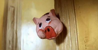 Leons Pig/Mitten Puppet by GustavoFajardo